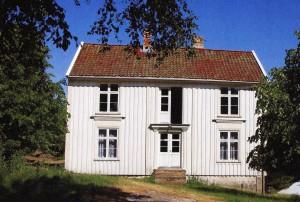 Thaulows hus på Bragdøya